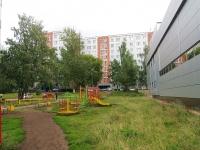 Naberezhnye Chelny, Vakhitov avenue, house 42. Apartment house