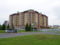 Naberezhnye Chelny, Vakhitov avenue, 房屋 54В. 建设中建筑物