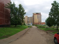 Naberezhnye Chelny, Vakhitov avenue, house 54В. building under construction