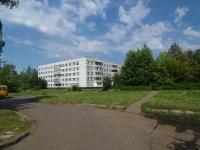 Набережные Челны, Яшьлек проспект, дом 17. многоквартирный дом