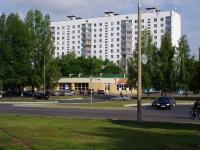 Набережные Челны, Яшьлек проспект, дом 21. многоквартирный дом
