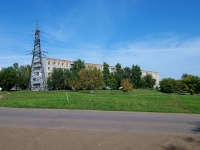 Naberezhnye Chelny, Gvardeyskaya st, 房屋 1. 公寓楼
