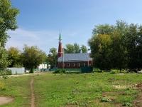 Naberezhnye Chelny, mosque Ихлас, Gvardeyskaya st, house 9А