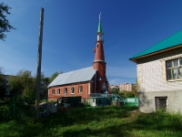 neighbour house: st. Gvardeyskaya, house 9А. mosque Ихлас