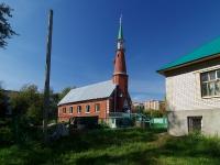 улица Гвардейская, дом 9А. мечеть Ихлас