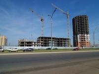 Набережные Челны, улица 65-й комплекс, дом 4. строящееся здание