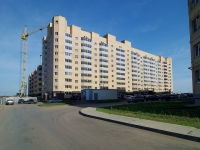 Naberezhnye Chelny, 65th complex st, house 10. Apartment house