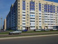 Naberezhnye Chelny, Adel Kutuy st, house 3. Apartment house