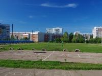 Набережные Челны, Автомобилестроителей бульвар, дом 5. школа №52
