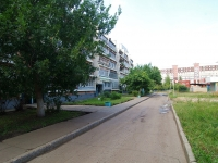 Naberezhnye Chelny, Avtomobilestroiteley Blvd, house 8. Apartment house