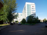 Naberezhnye Chelny, Avtomobilestroiteley Blvd, house 12. Apartment house