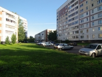 Naberezhnye Chelny, Avtomobilestroiteley Blvd, house 14. Apartment house