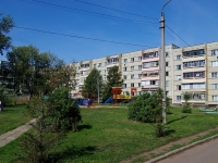 Naberezhnye Chelny, Grin st, house 15А. Apartment house