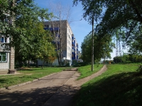 Naberezhnye Chelny, Grin st, house 16. Apartment house