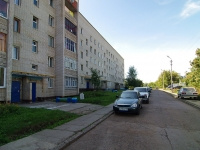 Naberezhnye Chelny, Grin st, house 25. Apartment house