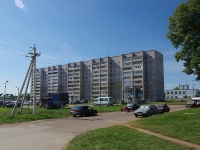 neighbour house: st. Magistralnaya, house 20. Apartment house