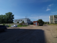 neighbour house: st. Magistralnaya, house 36. fire-fighting Detachment №72