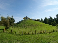 Naberezhnye Chelny, monument Строителям КамазаMashinostroitelnaya st, monument Строителям Камаза