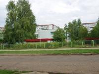 Naberezhnye Chelny, nursery school №31, Красная шапочка, Berdakh Blvd, house 2