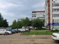 Naberezhnye Chelny, Berdakh Blvd, house 4. Apartment house