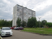 neighbour house: Blvd. Glavmosstroevtsev, house 6. Apartment house