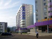 Набережные Челны, Шишкинский бульвар, дом 3А. многоквартирный дом