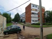 Набережные Челны, Шишкинский бульвар, дом 17. многоквартирный дом