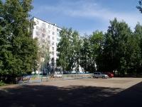 Набережные Челны, Школьный бульвар, дом 4. многоквартирный дом