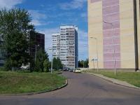 Набережные Челны, Романтиков бульвар, дом 9. многоквартирный дом