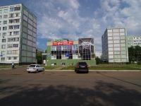 Набережные Челны, Камала бульвар, дом 18А. многофункциональное здание