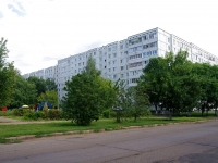Набережные Челны, Камала бульвар, дом 20. многоквартирный дом