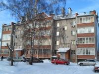 Чистополь, улица Некрасова, дом 2. многоквартирный дом