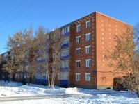 Чистополь, улица 40 лет Победы, дом 13. многоквартирный дом