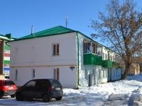 Чистополь, улица 40 лет Победы, дом 19. многоквартирный дом