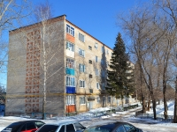 Чистополь, улица Чернышевского, дом 107. многоквартирный дом