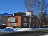 Чистополь, улица Чернышевского, дом 165. многоквартирный дом