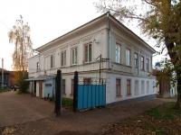 Чистополь, улица Карла Маркса, дом 6. многоквартирный дом