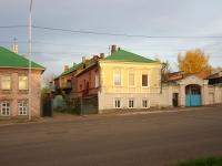 Чистополь, улица Карла Маркса, дом 7. многоквартирный дом