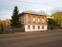 Чистополь, улица Карла Маркса, дом 13. индивидуальный дом