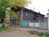 Чистополь, улица Энгельса, дом 42. индивидуальный дом