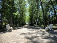 Чистополь, Энгельса ул, сквер