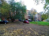 Чистополь, улица Энгельса, дом 91. многоквартирный дом