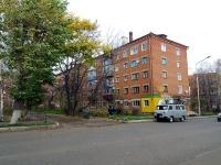 Чистополь, улица Энгельса, дом 86. многоквартирный дом