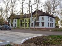 Чистополь, улица Энгельса. многоквартирный дом