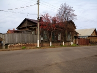 Чистополь, улица Бебеля, дом 106. индивидуальный дом