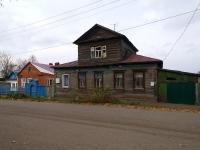 Чистополь, улица Бебеля, дом 110А. индивидуальный дом