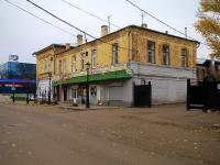 Чистополь, улица Бебеля, дом 115. многоквартирный дом