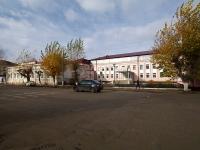Чистополь, улица Льва Толстого, дом 144. лицей №1