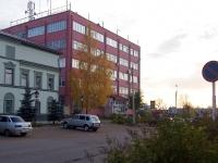 Чистополь, улица Льва Толстого, дом 157. офисное здание