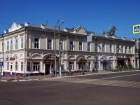 Chistopol, st Lev Tolstoy, house 136. multi-purpose building